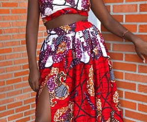 beautiful, chloe kitembo, and wax image