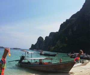 amazing, thailand, and phi phi islands image