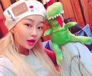 kpop, hyorin, and hyolyn image