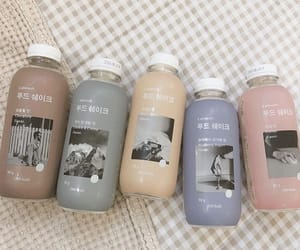 aesthetic, pastel, and drink image