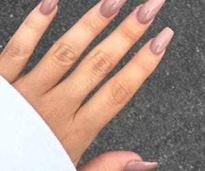 article, nude nails, and articles image