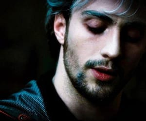 Marvel, quicksilver, and aaron taylor johnson image