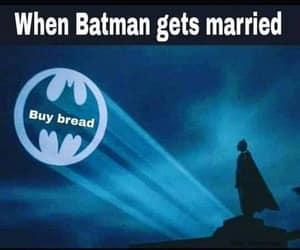 funny, humorous, and batman meme image