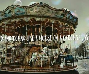 carousel and melanie martinez image