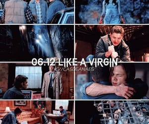 aesthetic, like a virgin, and spn image