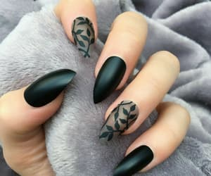 nails, beauty, and photography image
