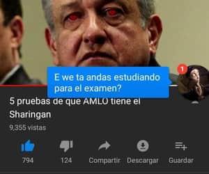 meme, naruto, and amlo image
