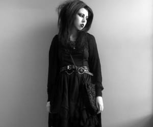 alternative, alternative style, and goth image