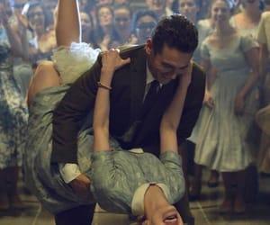 dance, james franco, and couple image