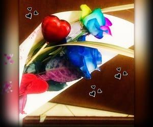 arcobaleno, ♥, and ًًًًًًًًًًًًً image
