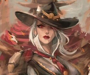 ashe, Cowgirl, and Hot image