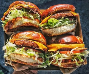 burger and fast food image