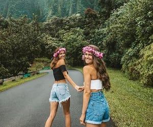 bffs, friendship, and girls image