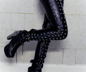 shoes, spikes, and style image