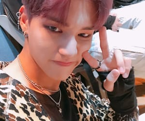 wooyoung, ateez, and icon image
