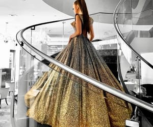 beautiful, beauty, and dresses image