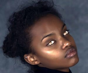 africa, eyes, and model image