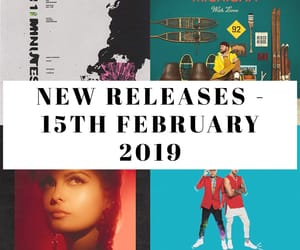 albums, february, and music image