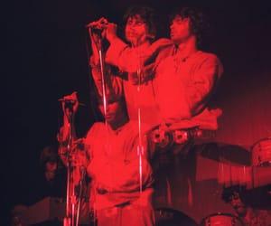 Jim Morrison, music, and rock image