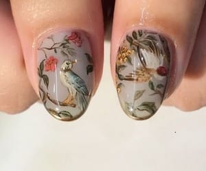 beauty, girl, and hands image