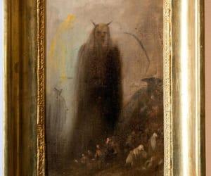 art, painting, and francisco goya image