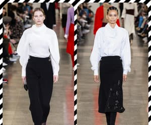belleza, blanco y negro, and outfits image