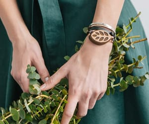 accessories, bangle, and bracelet image
