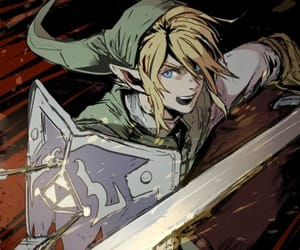 Legend of Zelda, the legend of zelda, and twilight princess image
