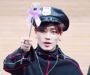 k-pop, san, and jongho image
