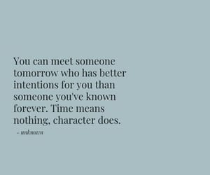 forever, tomorrow, and meeting someone image