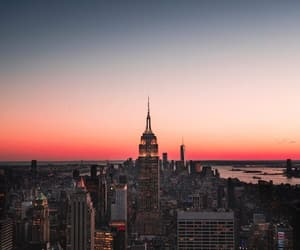 beautiful, empire state building, and photography image