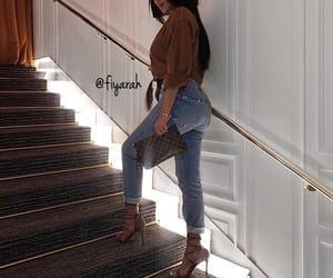 louis vuitton lv, high heels heel, and goal goals life image