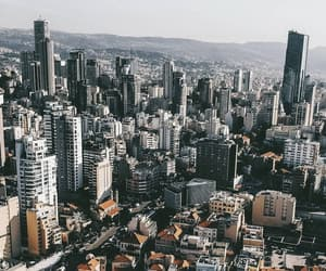 Beirut, cities, and mountains image