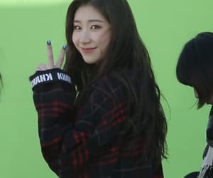 kpop, itzy, and chaeryeong image