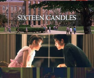 80, movie, and sixteen candles image