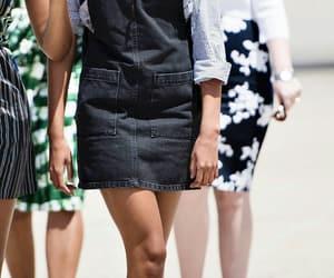 dress, malia obama, and style image