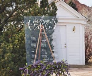 etsy, acrylic wedding sign, and custom acrylic sign image