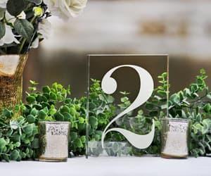 etsy, acrylic wedding sign, and wedding decor image