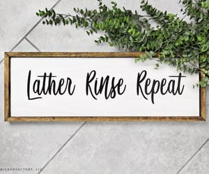 etsy, farmhouse sign, and modern home decor image