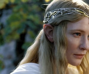 LOTR and galadriel image
