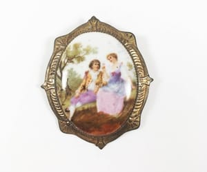 collection, edwardian, and romantic scene image