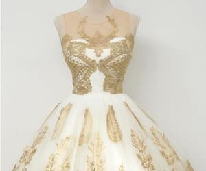 ivory homecoming dresses image