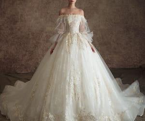 bride, girl, and bridal image