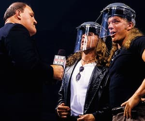 wwe, triple h, and shawn michaels image