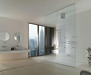 bathroom, luxury, and new york image