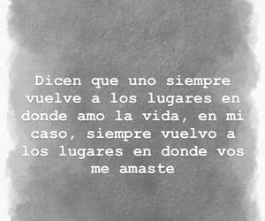 amor, frases, and recordarte image