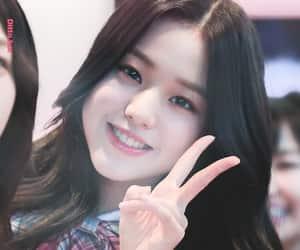 asian girls, wonyoung, and korean girls image