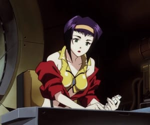 90s, Cowboy Bebop, and japan image
