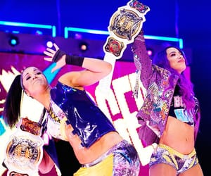 wwe and bayley image