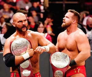 wwe, the revival, and scott dawson image